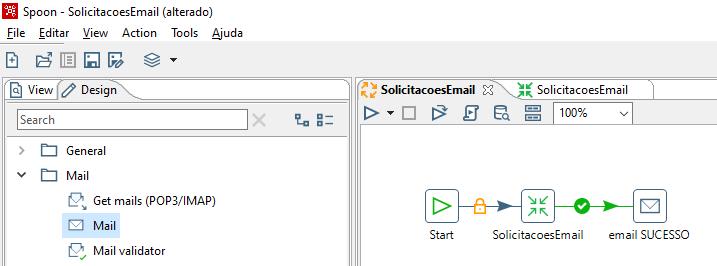 Figura 7 - E-mail sucesso